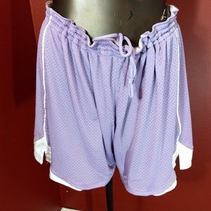 Women's Nike running shorts - size XXL